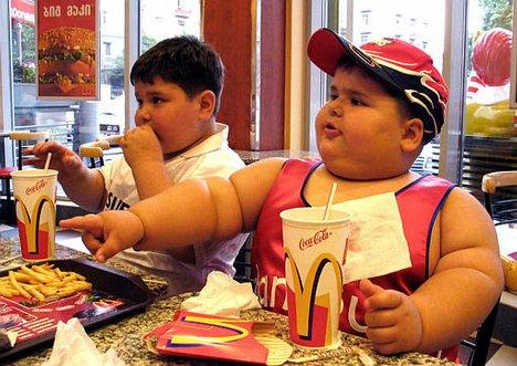 Obese American Children