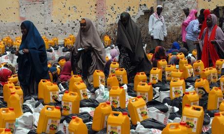 The Somali Famine of 2011